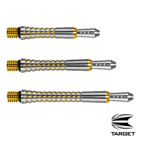 Target Pixel Titanium Gold Dart Shafts